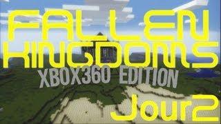 Fallen Kingdoms : XBOX360 Edition | Sortie bouffe! - Ep. 2 (SeeNz & NeeZiaH)