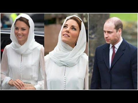 Kate Middleton Learning About Islam Before Visiting Pakistan Later This Month