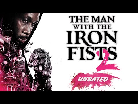 the man with iron fists trailer