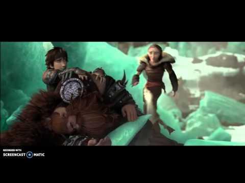 dragon riders of berk 2 - hiccup's dad dies (sad) !spoiler!