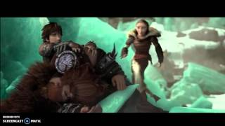 dragon riders of berk 2 - hiccup's dad dies (sad) !spoiler!