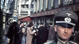 Karl Hoeffkes - Paris in Farbe 1941  1945