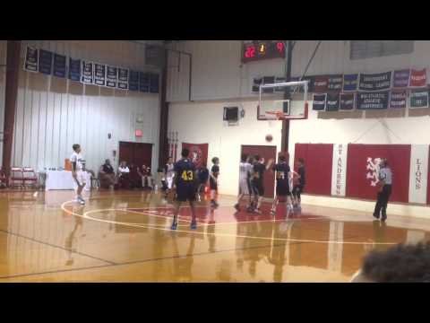 The Woods Academy vs Washington Episcopal School 01-31-15