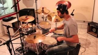 Baixar Maus Bocados - Drum Cover ( Schmia Batera )