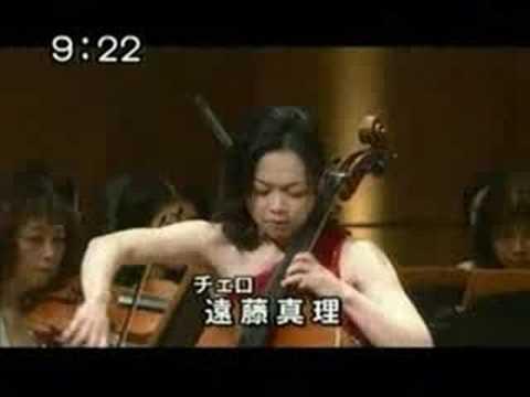 Mari Endo Dvorak Cello Concerto(2/2)