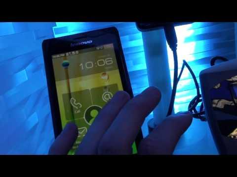 Intel reference design smartphones Hands-on