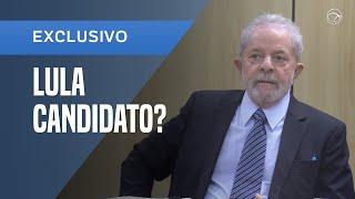LULA ACEITA VOLTA DE MARTA E DIZ QUERER SER A 'FERNANDA MONTENEGRO DE CIRO'