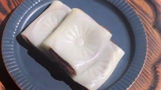 앙꼬절편 만들기 korean dessert 고운떡레시피 GOWOON