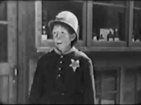 Our Gang Silent Films - No. 40, Official Officers