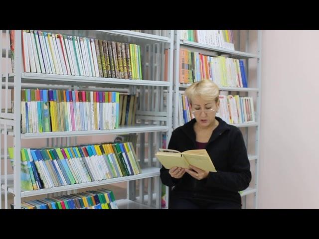 Изображение предпросмотра прочтения – СветланаФилиппова читает произведение «Тютчев Ф.И. Без названия» Ф.И.Тютчева
