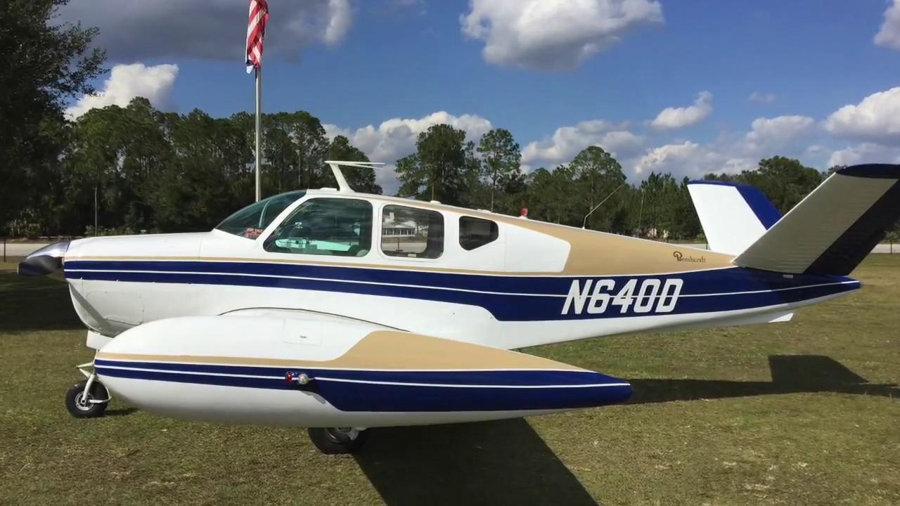 Beechcraft Bonanza 35 For Sale