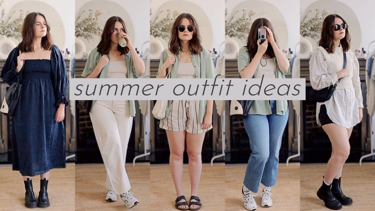 Casual Summer Outfit Ideas ? | Lucy Moon
