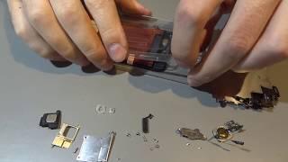 iPhone 5s замена модуля дисплея