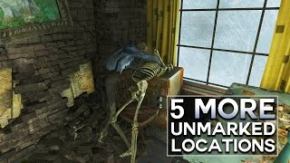 Fallout 4 - 5 More Unmarked Locations
