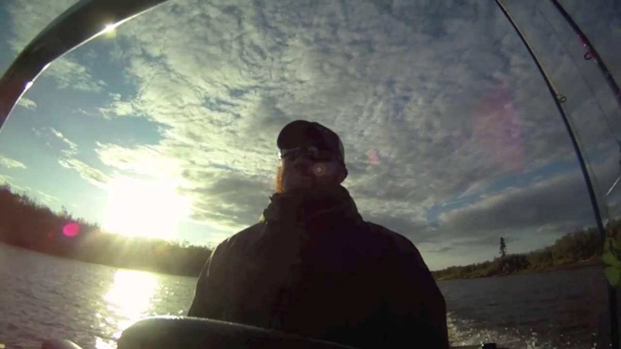 Innoko River Alaska Northern Pike Boat Ride Youtube