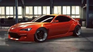 SUBARU BRZ(Max PR) |NEED FOR SPEED:no limits | Tuning | Performance