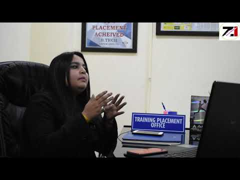 INTERVIEW OF AKTU PLACEMENT OFFICER