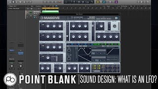 Sound Design Tutorial: What is an LFO?