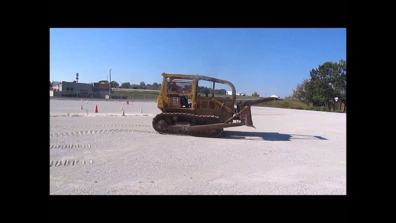 1974 Caterpillar D5 dozer for sale | sold at auction October 23, 2014