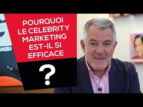 Pourquoi le Celebrity Marketing est-il si efficace dans la publicité?
