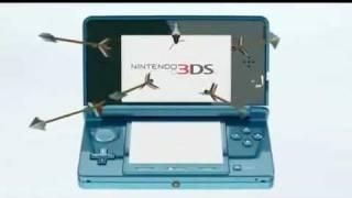 The new Nintendo 3DS - E3 2010