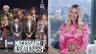 Necessary Realness: BTS Is Taking Over the World   E! News