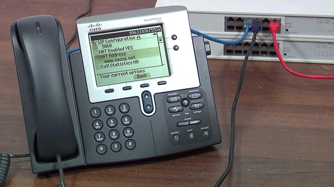 Configurazione dell' IP Phone Cisco 7940 con Euteliavoip ora  CloudItaliaOrchestra