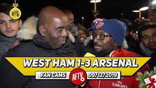 West Ham 1-3 Arsenal | Martinelli Was Brilliant! (Ty)
