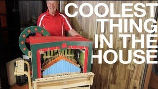 Street Organ (Homemade MIDI) - COOLEST THING IN THE HOUSE EP 22