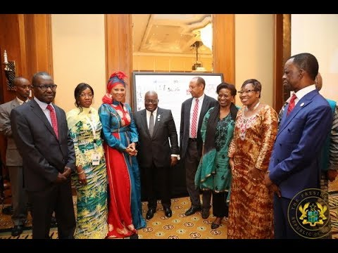 Akufo-Addo entreats 15 countries to ratify Maputo Protocol