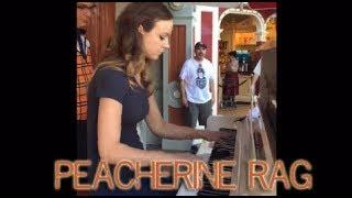 Peacherine Rag - Ragtime Piano at Disneyland