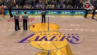 NBA 2K8 - Heat vs Lakers NBA Finals - Shaq vs Kobe