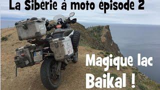 TRAVERSÉE DE LA SIBÉRIE A MOTO 2/5 ► 12.000 km ► english subs - by lolo cochet