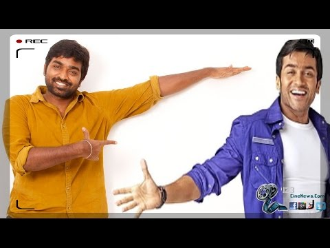 Vijay Sethupathi replaces surya| 123 Cine news | Tamil Cinema news Online