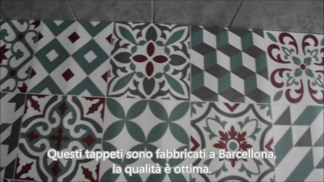 Tappeto per cucina o bagno 60 x 140 cm in vari colori impermeabile ...