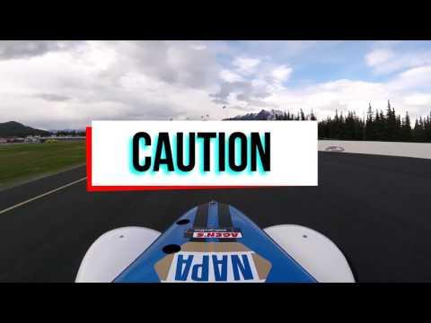 Legends class Opening Day Feature at Alaska Raceway Park