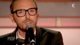 PIAF - Christophe Willem : Mon dieu 05/10/13 France 2