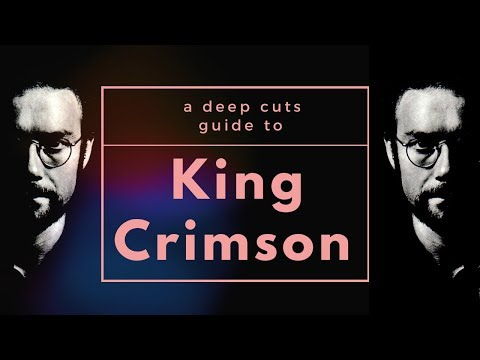 A Guide to KING CRIMSON