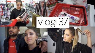 LİSTE YAPIYORUM, SADECE İHTİYAÇ ALIŞVERİŞİ   Günlük Vlog 37