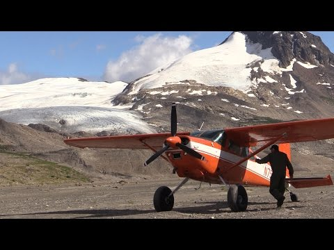 Bush Pilot's View: Wrangell-Saint Elias Wilderness