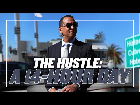 THE HUSTLE: A 14-HOUR DAY | VLOG 4