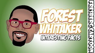 "Do you love Marvel's, ""Black Panther?"" Watch Fun Facts about Forest Whitaker 