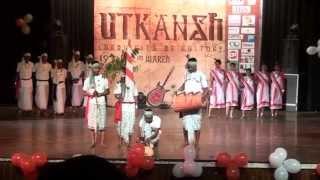 2017 sarhul dance sarna group chhotta nagpur live nit jalandhar