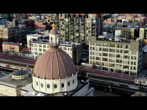 New York City 4k Drone Video