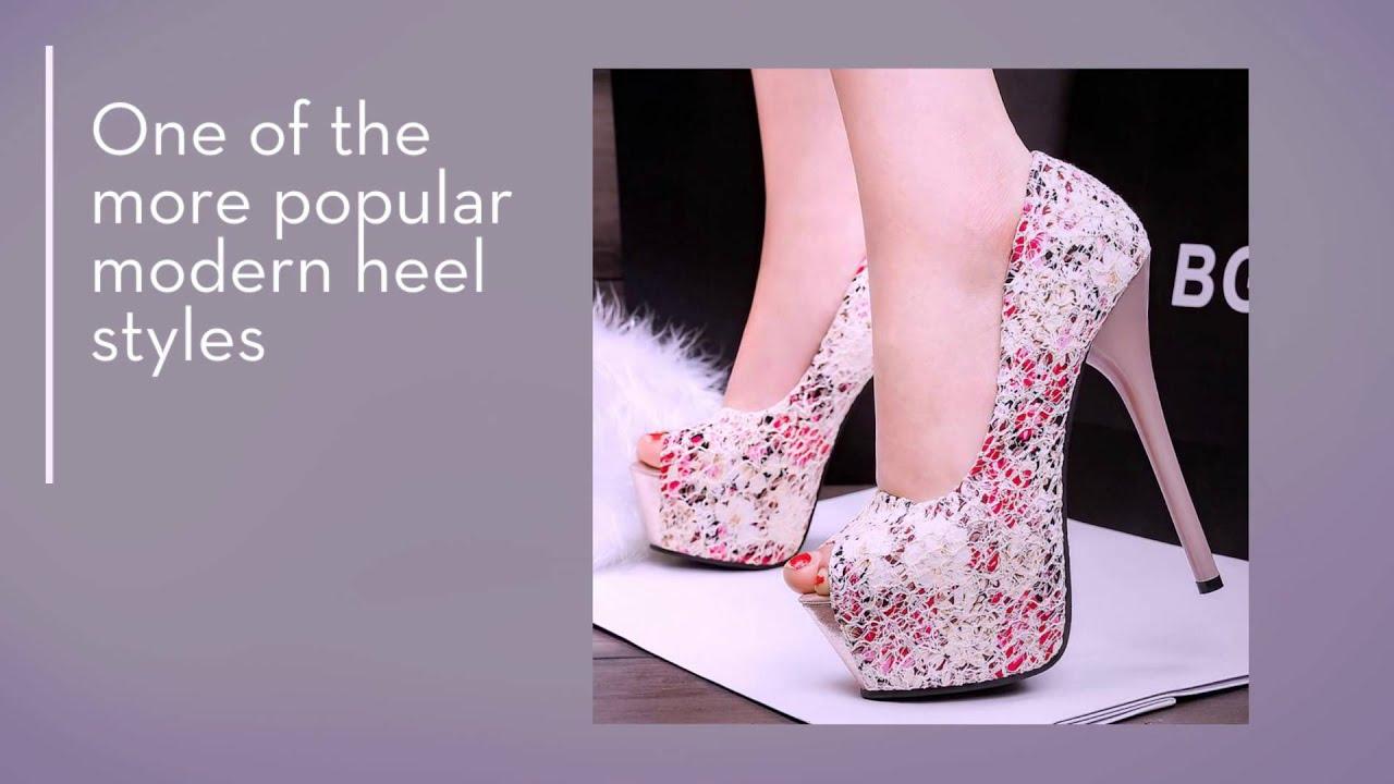 High Heel Shoe Collection