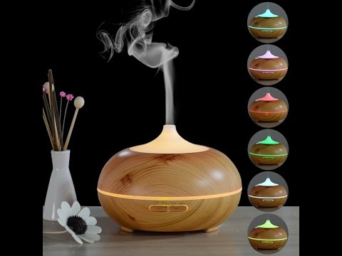 innogear®-300ml-aromatherapy-essential-oil-diffuser-wood-grain---review