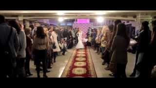 Показ свадебных платьев салона Айвори 2014