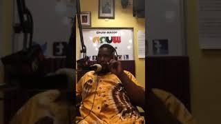 Dr Umar Johnson Why Aren't the FDMG Lights On? Radio Interview