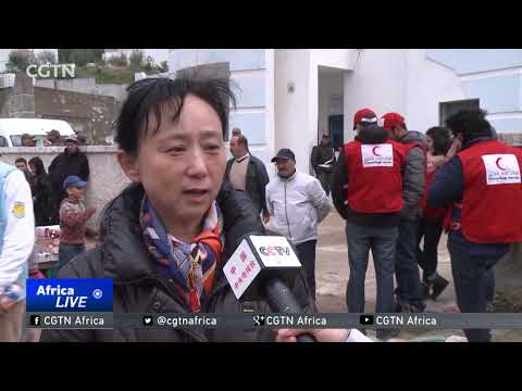 Chinese medical team provides free treatment to Moroccans