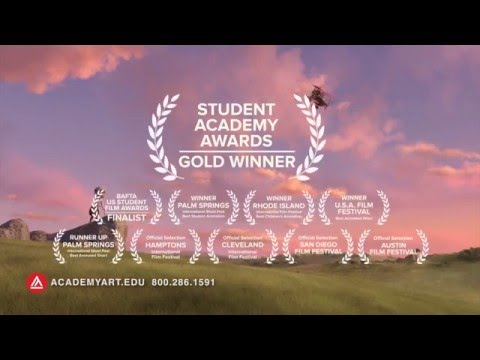SOAR Takes Flight & the Student Academy Award for Animation | Academy of Art University – 30 Sec
